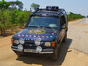 Max Adventure - Land Rover Discovery