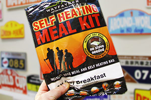 Self Heating Meal Kit