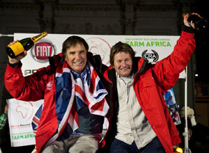 Record Breakers, Philip Young and Paul Brace